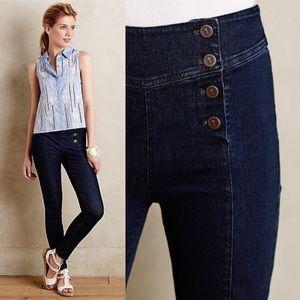 Anthropologie Pilcro Superscript High-Rise Jeans